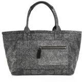Marc Jacobs Customizable Denim East-West Tote