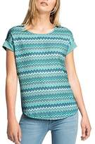 Esprit Women's 056EO1K022-Regular Fit T-Shirt