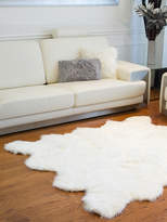 Natural Home Gordon Octo Faux Sheepskin Rug