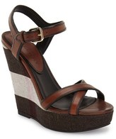 Burberry Women's 'Whelan' Wedge Sandal