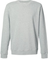 Sunspel crew neck sweatshirt - men - Cotton - XXL
