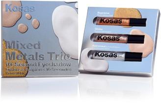 Kosas Mixed Metals Trio 10-Second Eyeshadow Set