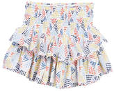 Splendid Allover Print Ruffle Skirt (Big Girls)