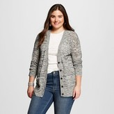 Mossimo Women's Plus Size Cardigans