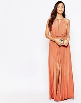 Jessica Wright Georgina Slinky Maxi Dress