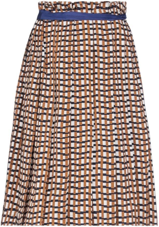 Dice Kayek 3/4 length skirts