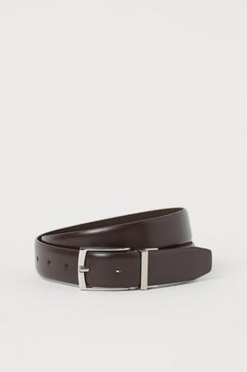 H&M Reversible Leather Belt