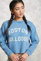 Forever 21 Boston Bulldogs Sweatshirt