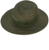 Maison Michel Virginie hat - women - Acetate/Straw/polyester - M