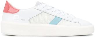 D.A.T.E Mesh-Panel Sneakers
