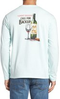 Tommy Bahama Men's 'Call For Back Up' Graphic T-Shirt