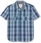 Fat Face Boy's Vinnie Check Shirt
