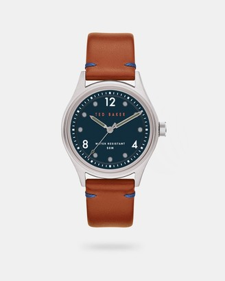 Ted Baker BELEEA Leather strap watch