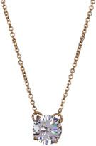 Marchesa CZ Pendant Necklace