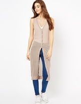 Shae V Neck Button Front Cardigan