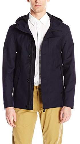 Mackage Men's Wright Twill Trench Jacket