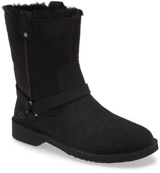 UGG Aveline Genuine Shearling Boot
