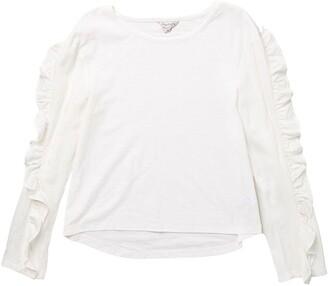 Habitual Coraline Ruffled Long Sleeve T-Shirt