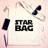 Star Wars A Piece Of Personalised 'Star Bag' Tote Bag