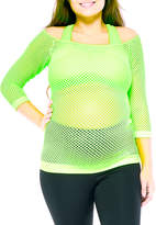 Electric Yoga Peekaboo Belly Tank Top