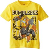 Transformers Little Boys' Bumblebee '84 Boys Tee