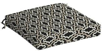 Bungalow Rose Diamond Outdoor Seat Cushion