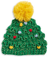 Collection 18 Knit Christmas Tree Hat