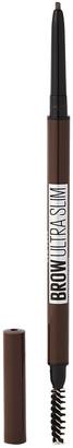 Maybelline Brow Ultra Slim Defining Eyebrow Pencil Deep Brown