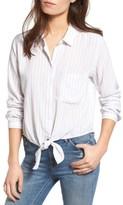 Rails Women's Val Tie Front Blouse