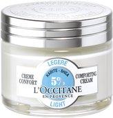 L'Occitane Shea Light Comforting Cream - 1.7 oz