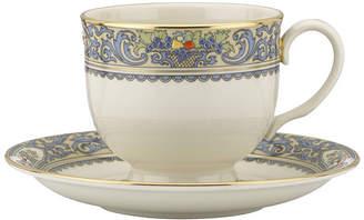 Lenox Autumn Tea Cup & Saucer Set