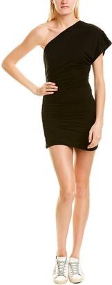 IRO Swift Wool-Blend Knit Mini Dress