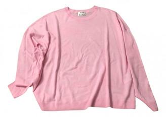 Acne Studios Pink Wool Tops