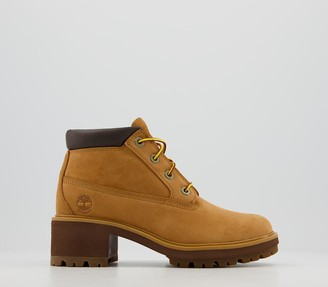 Timberland Kinsley Waterproof Chukka Boots Wheat
