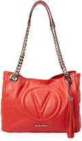 Valentino by Mario Valentino Women's Embossed Leather Tote