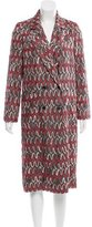 Missoni Patterned Knit Coat