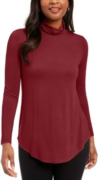 JM Collection Solid Turtleneck, Created for Macy's