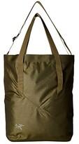 Arc'teryx Granville 18 Tote (Black) Tote Handbags