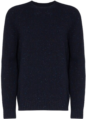 Barbour Netherton crew neck sweater