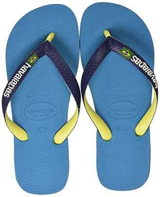 Havaianas Brasil Mix, Unisex-Adult Flip Flops Flip Flops,(47/48 EU)