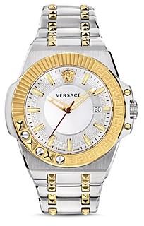 Versace Chain Reaction Watch, 45mm