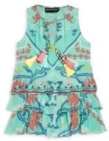 Toddler's, Little Girl's & Girl's Layered Tunic