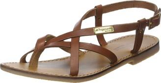 Les Tropéziennes CHOUETTE Women's Sling back Sandals