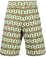 Givenchy carpet print bermuda shorts