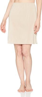 Jones New York Jones NY Women's Silky Touch 19 Anti-Cling Above Knee Half Slip