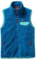 Patagonia Men's Lightweight Synchilla® Snap-T® Fleece Vest