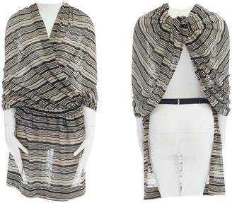 Limi Feu Beige Wool Dress for Women