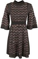 Missoni Zigzag Pattern Dress