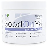 Fine Lines Manuka Honey Cream - The Original UMF Certified Moisturizer by GoodOnYa Skin Care Products with Coconut Oil, Vitamin C, Vitamin E, Aloe Vera - Best Natural Day Lotion Guaranteed (4oz)