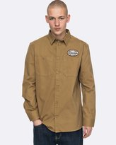 DC Mens Walbottle Long Sleeve Shirt
